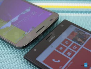 LG G Flex vs Nokia Lumia 1520