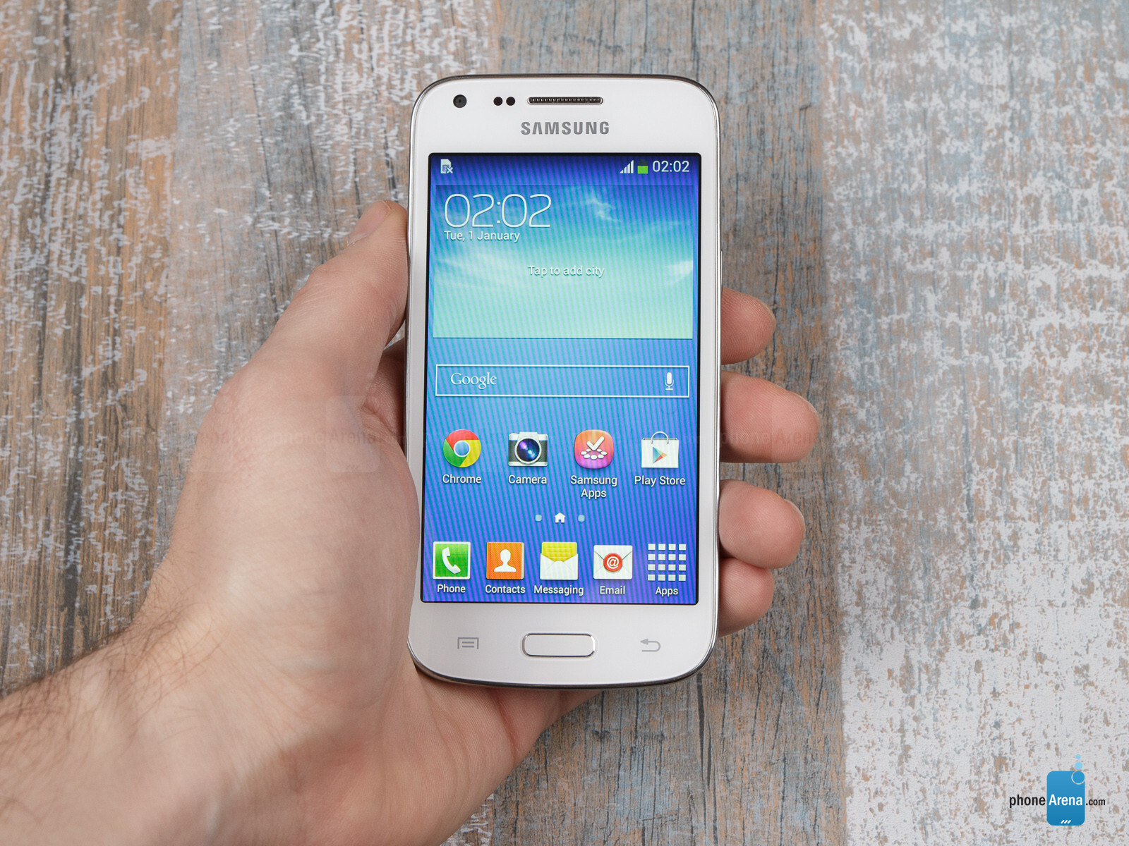 Samsung Galaxy Core Plus review - Engadget