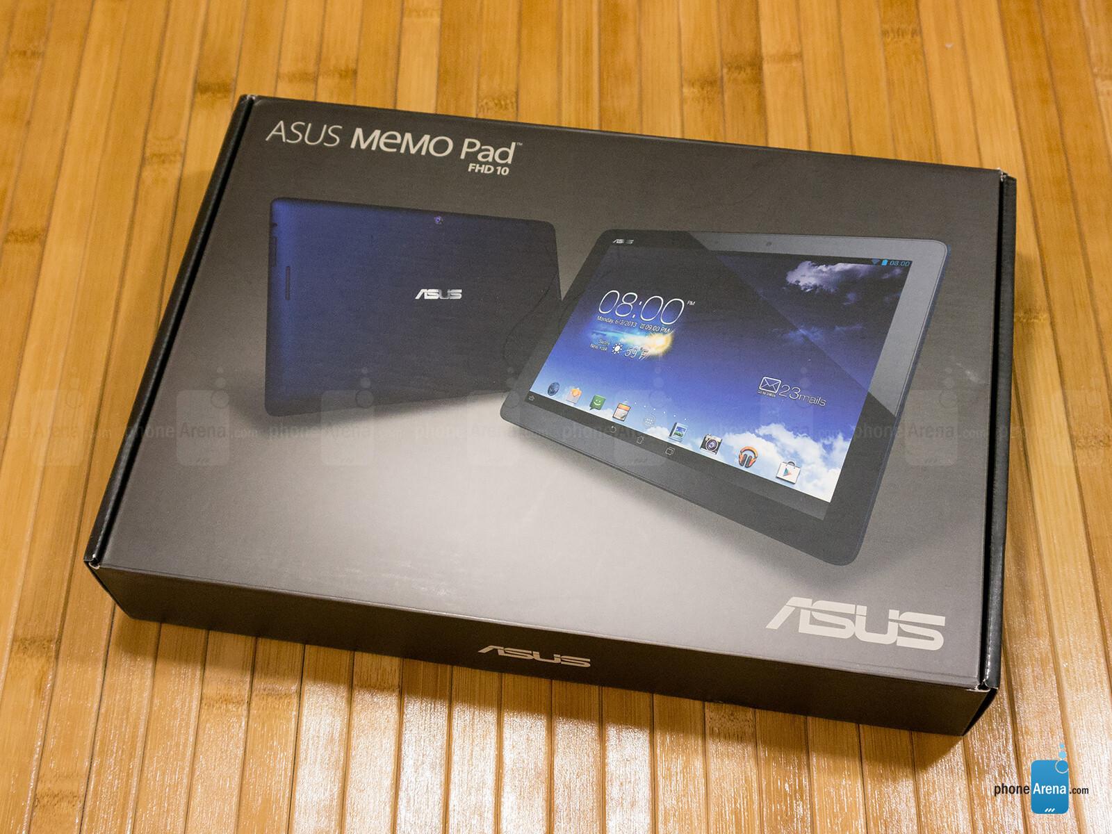 Asus MeMo Pad FHD 10 Review - PhoneArena
