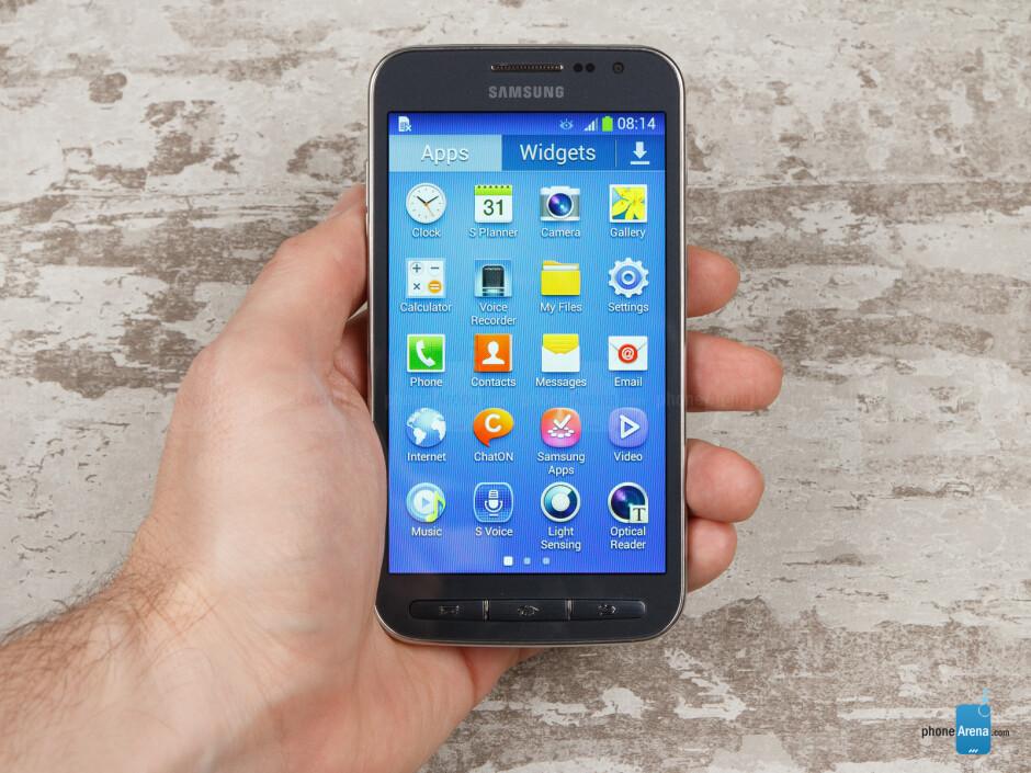 Samsung Galaxy Core Advance Preview