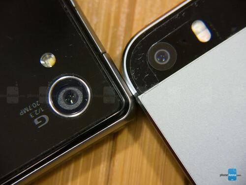 Sony Xperia Z1S vs Apple iPhone 5s