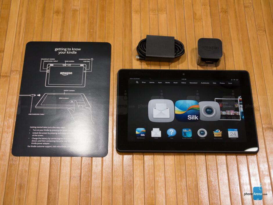 Amazon Kindle Fire HDX 8.9 Review