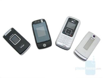 1 - Verizon Cameraphone Comparison Q2 2007