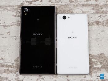 Sony Xperia Z1 Compact vs Sony Xperia Z1