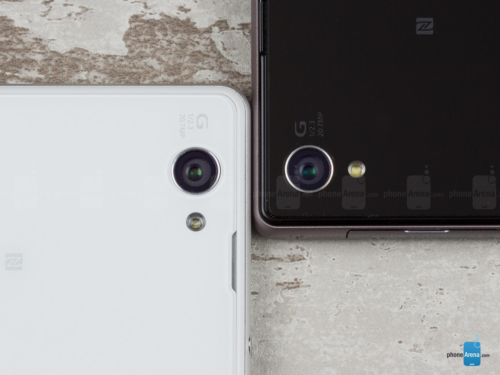 Sony Xperia Z1 Compact vs Sony Xperia Z1 - PhoneArena