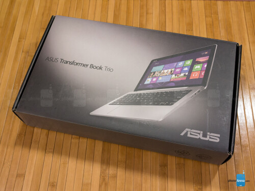 Asus Transformer Book Trio Review