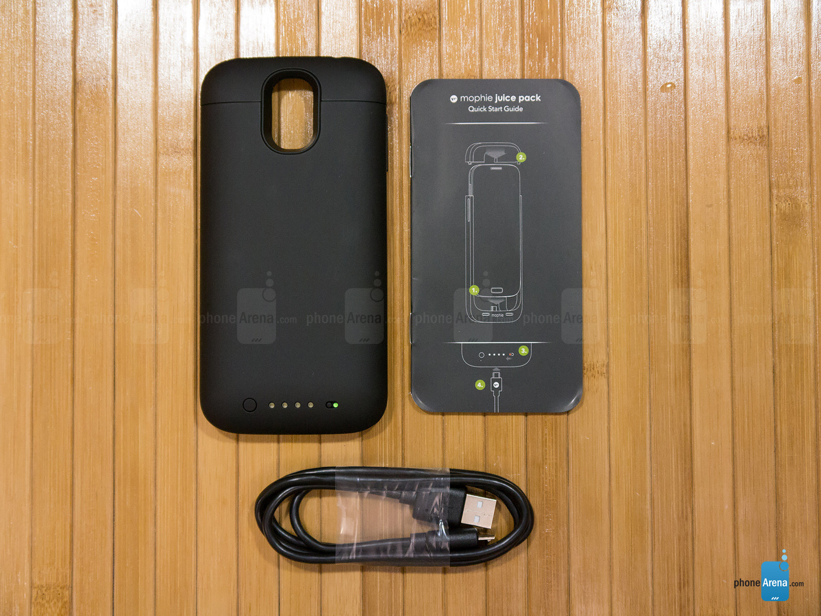 on sale 37a09 27c41 Mophie Samsung Galaxy S4 Juice Pack Review - PhoneArena
