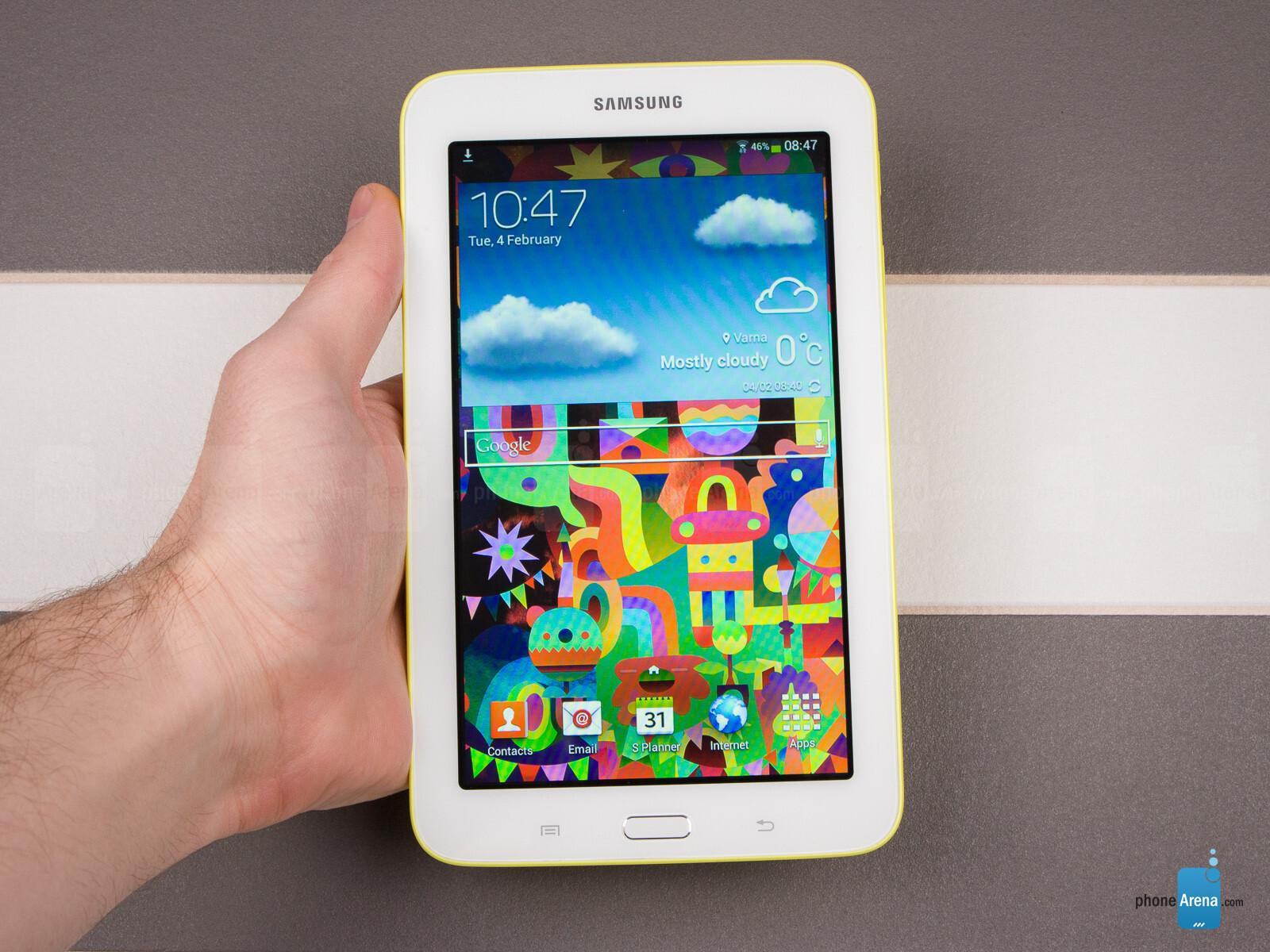 Samsung galaxy tab 3 lite preview - Samsung galaxy tab 4 lite ...