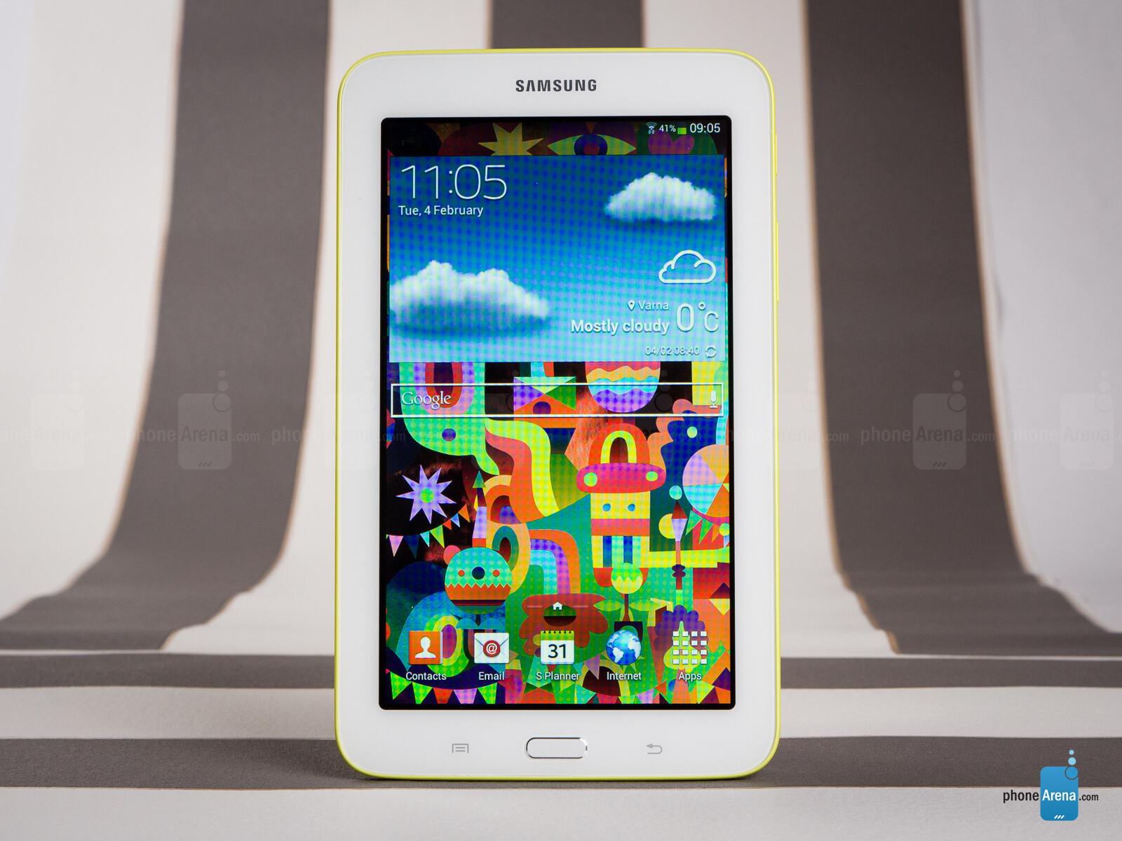 amazone verschillende stijlen nieuwe release Samsung Galaxy Tab 3 Lite Preview - PhoneArena
