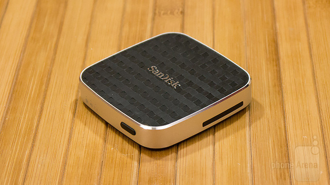 SanDisk Connect Wireless Media Drive Review
