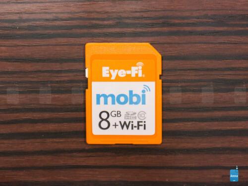 Eye-Fi Mobi Review
