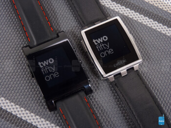 Pebble Steel Review