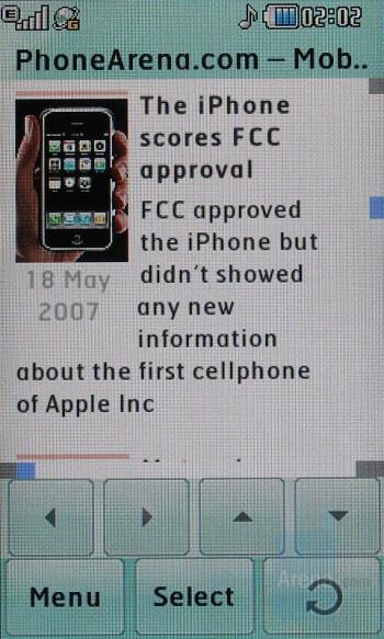 LG PRADA KE850 Phone Review