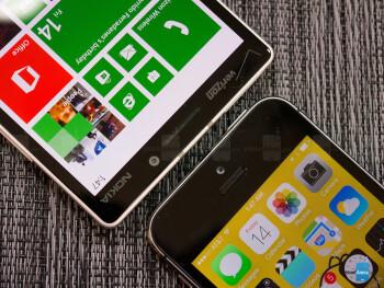 Nokia Lumia Icon vs Apple iPhone 5s