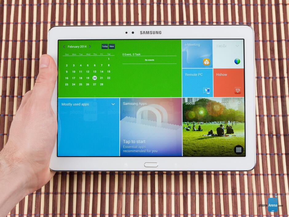 Samsung Galaxy Tab PRO 10.1 Preview