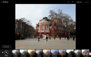 Gallery of the Samsung Galaxy NotePRO 12.2 - Sony Xperia Z2 Tablet vs Samsung Galaxy NotePRO 12.2
