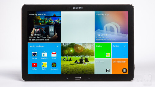 Samsung Galaxy Tab Pro 12.2 Preview