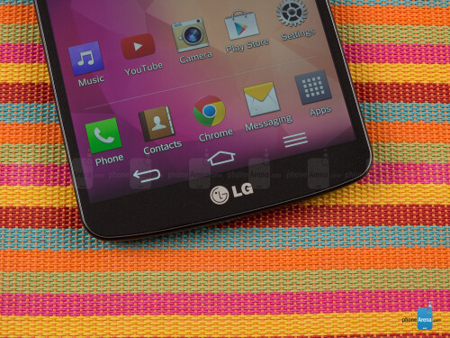 The LG G Pro 2 (launched in 2014)