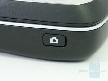 Camera button - HTC S710 Vox Review