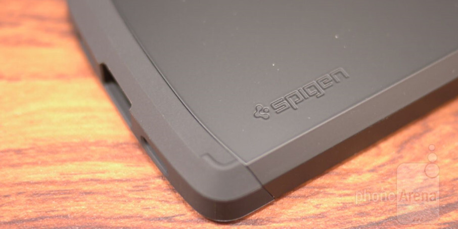 Spigen Google Nexus 5 Slim Armor Case Review