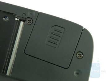 Sim card slot - HTC S710 Vox Review