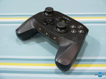 Wireless gamepad controller - Snakebyte Vyper Review