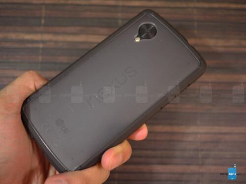 Spigen Nexus 5 Ultra Hybrid Case Review