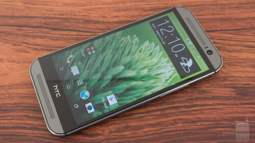 The HTC One (M8) in pictures