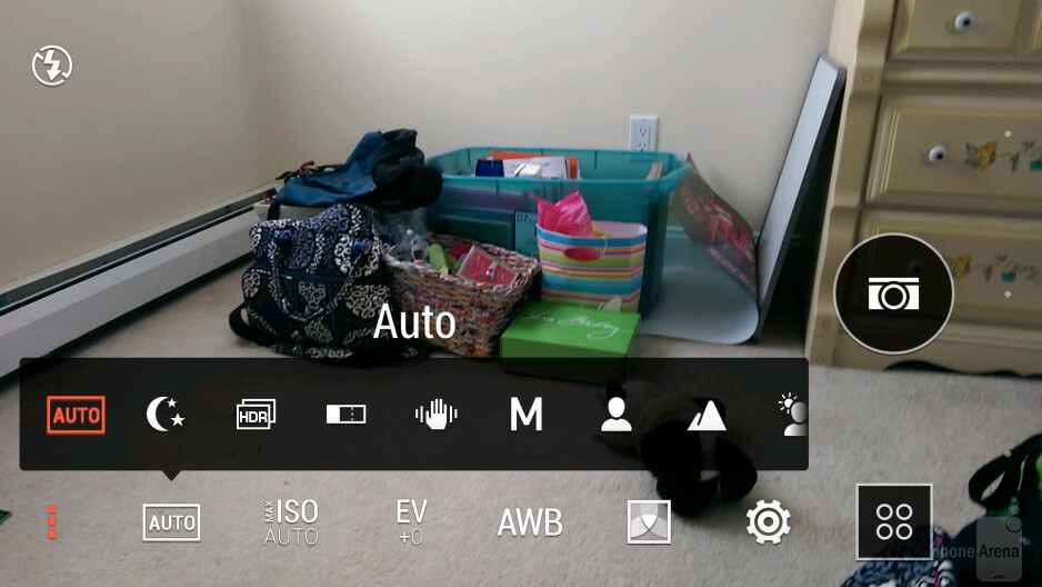 The camera of the HTC One (M8) - Samsung Galaxy Note 4 vs HTC One (M8)