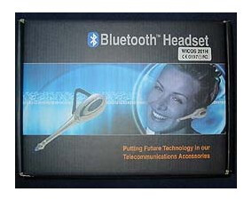 Wicos 201 Bluetooth headset review