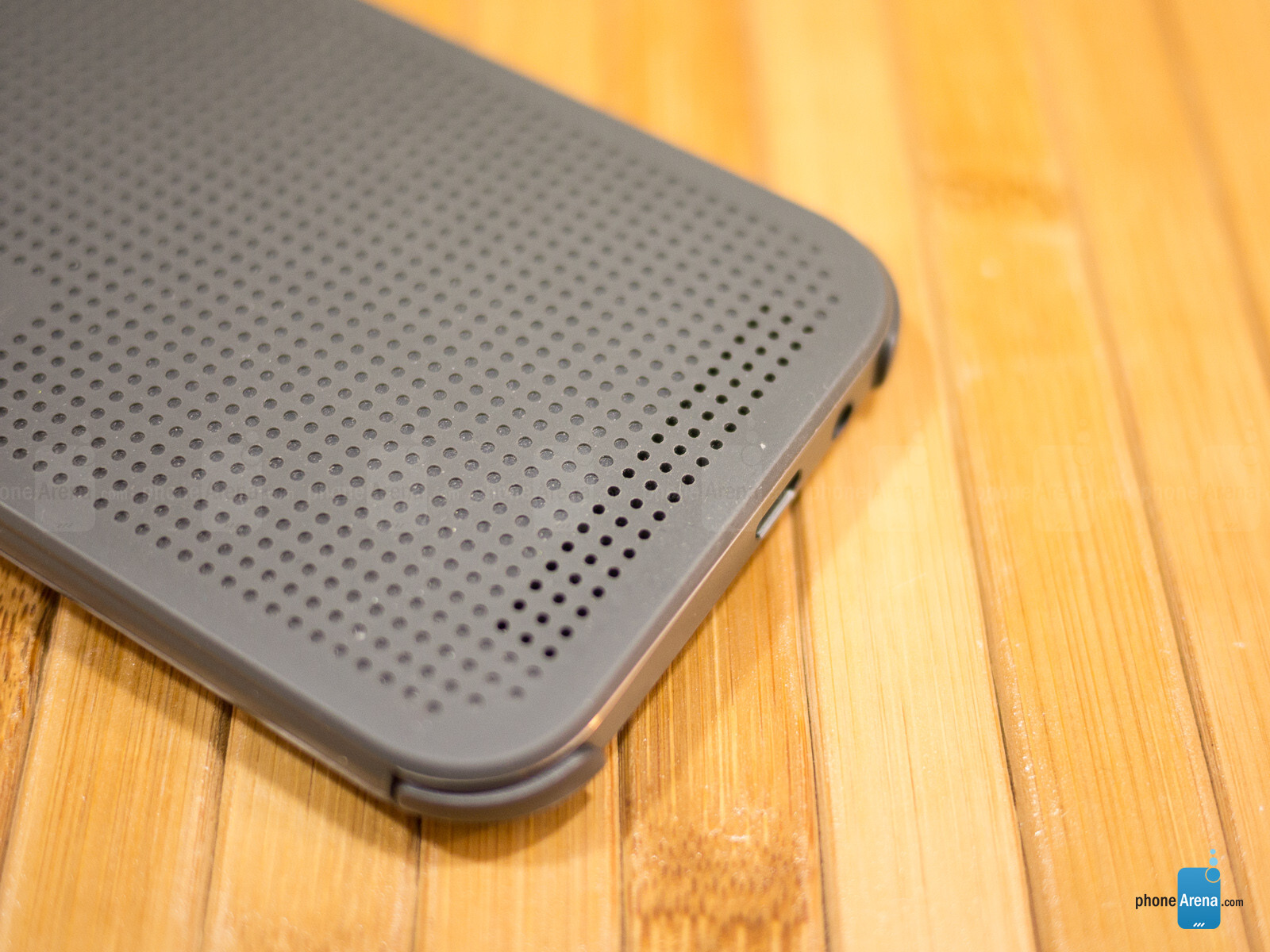 photos for htc one m8 dot view case review