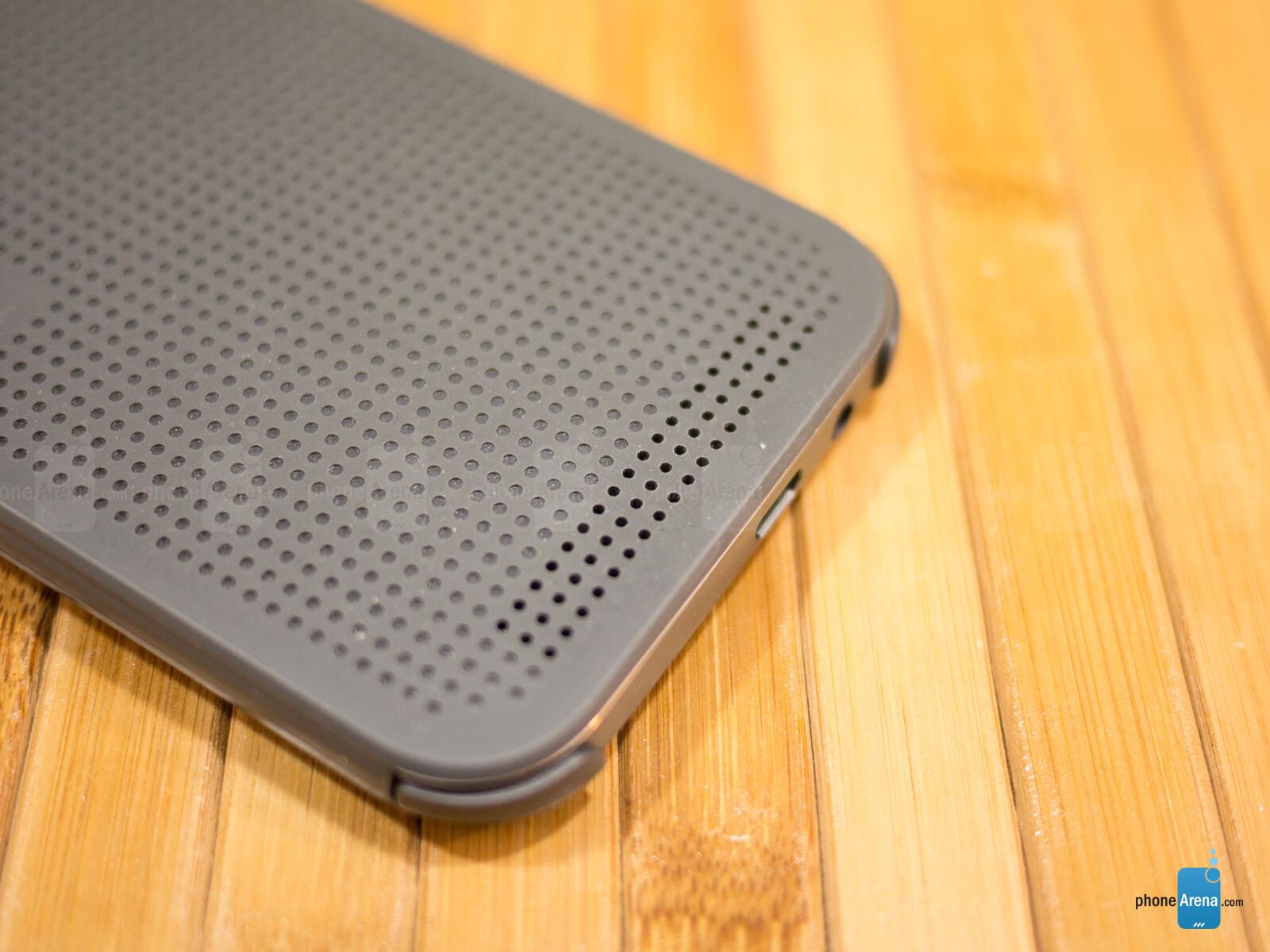 Htc Dot View Case m7 Htc One m8 Dot View Case