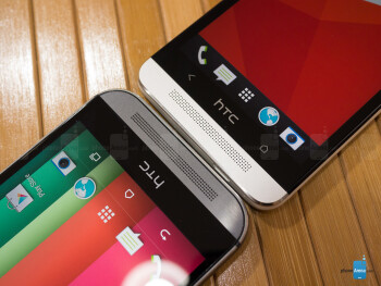 HTC One (M8) vs HTC One (M7)
