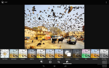 Gallery of the Sony Xperia Z2 Tablet - Sony Xperia Z2 Tablet vs Samsung Galaxy NotePRO 12.2