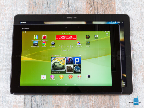 Sony Xperia Z2 Tablet vs Samsung Galaxy NotePRO 12.2
