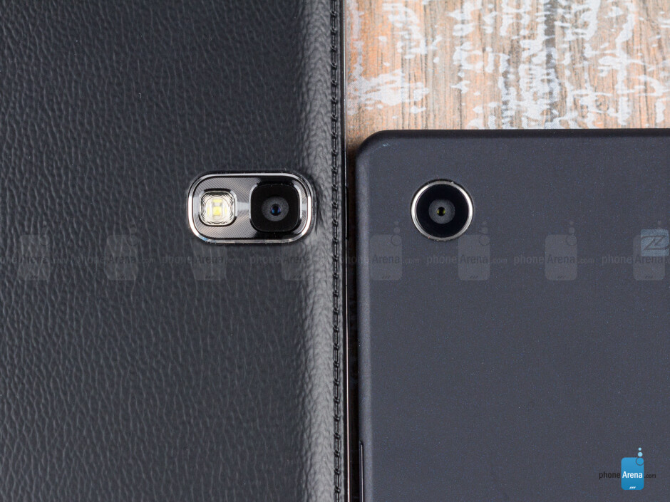Sony Xperia Z2 Tablet vs Samsung Galaxy NotePRO 12.2