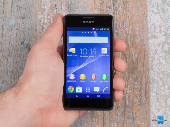 Sony Xperia E1 Review