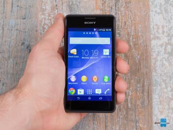 Sony Xperia E1 Review
