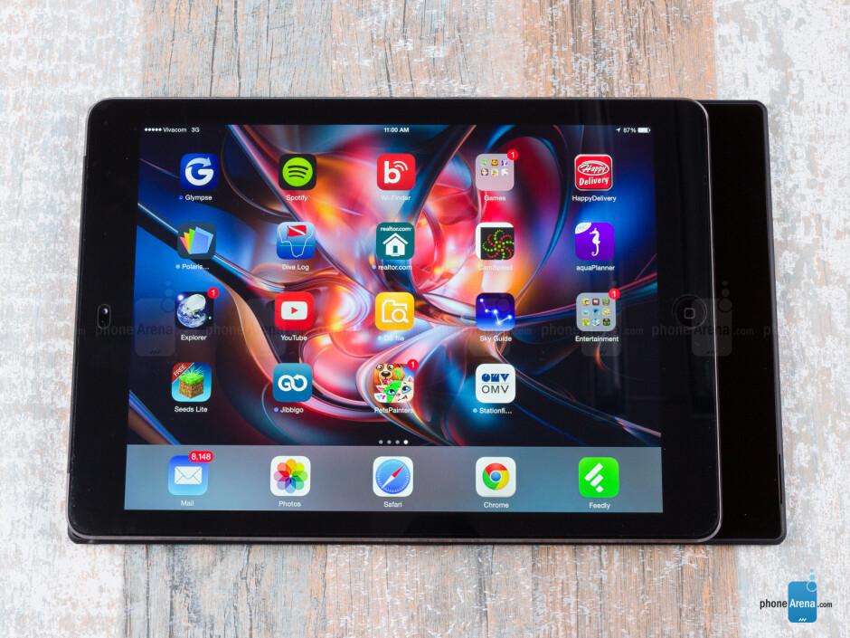 Sony Xperia Z2 Tablet vs Apple iPad Air