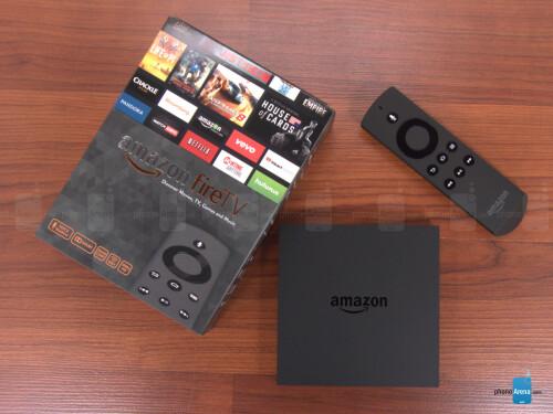 Amazon FireTV Review