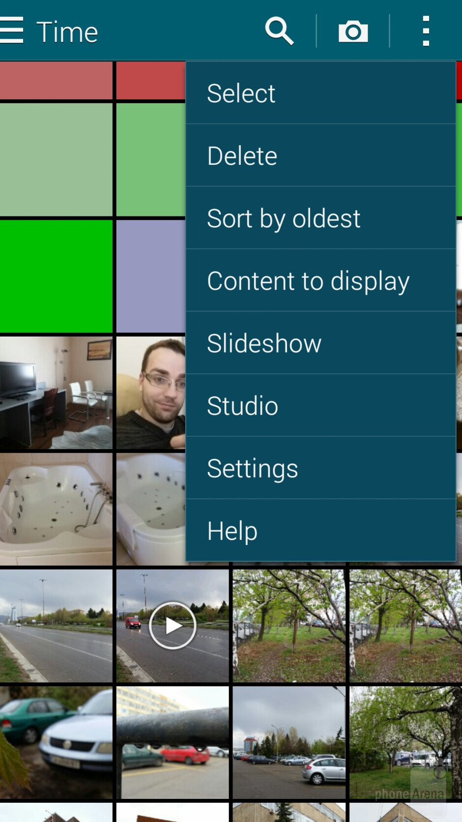 The multimedia experience on the Samsung Galaxy S5 - LG G3 vs Samsung Galaxy S5