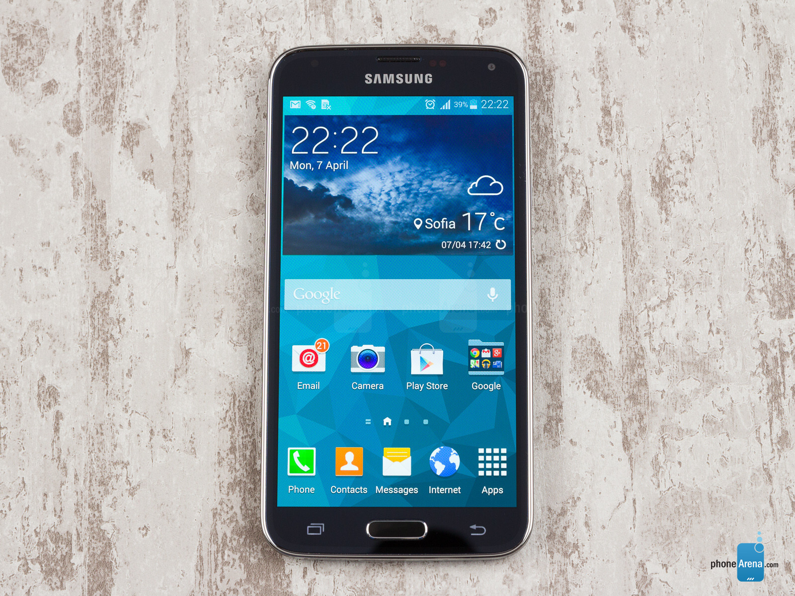 Samsung Galaxy S5 Review - Call quality, Battery and ...