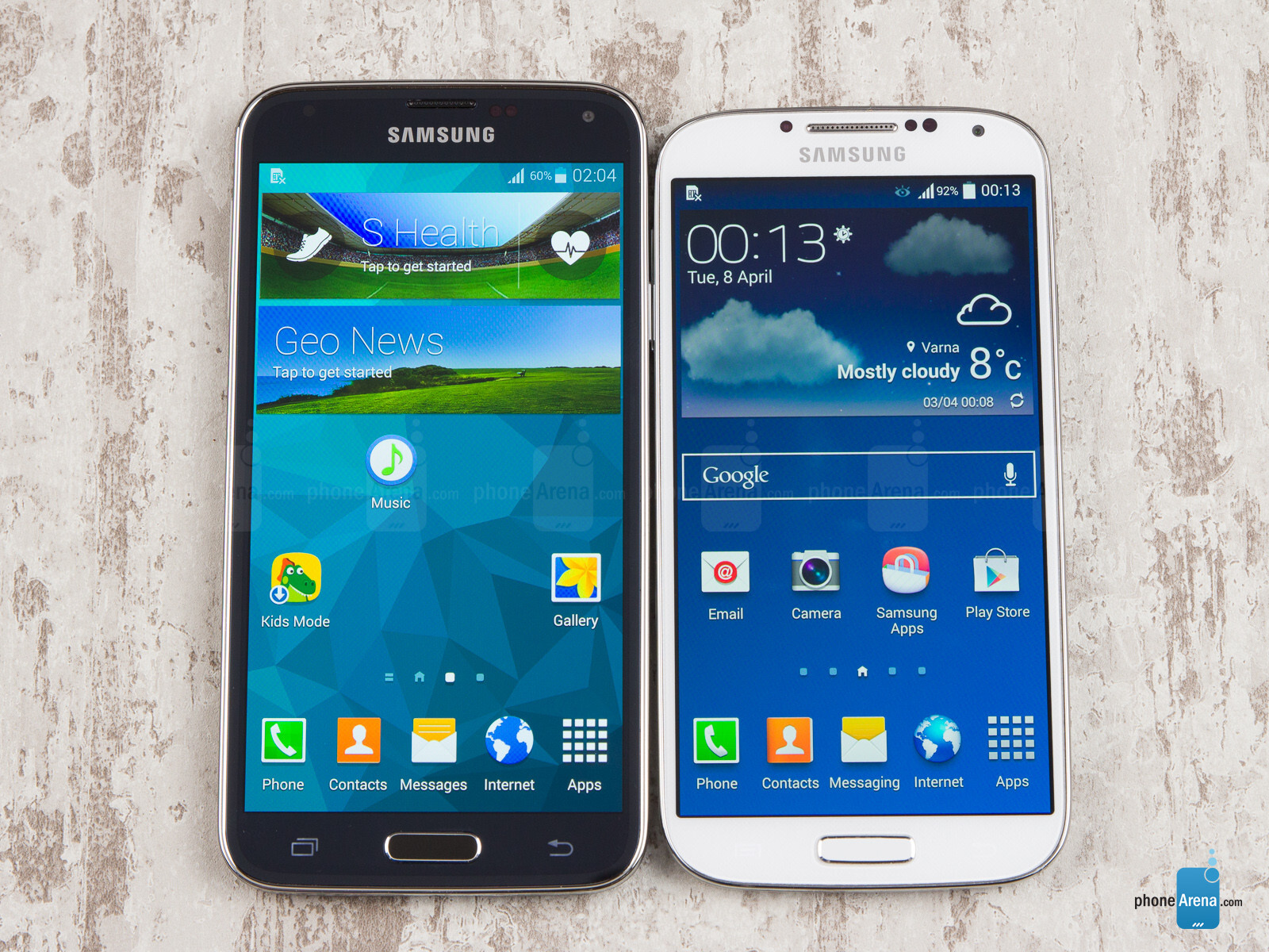 Samsung Galaxy S4: characteristics of the phone, reviews and photos