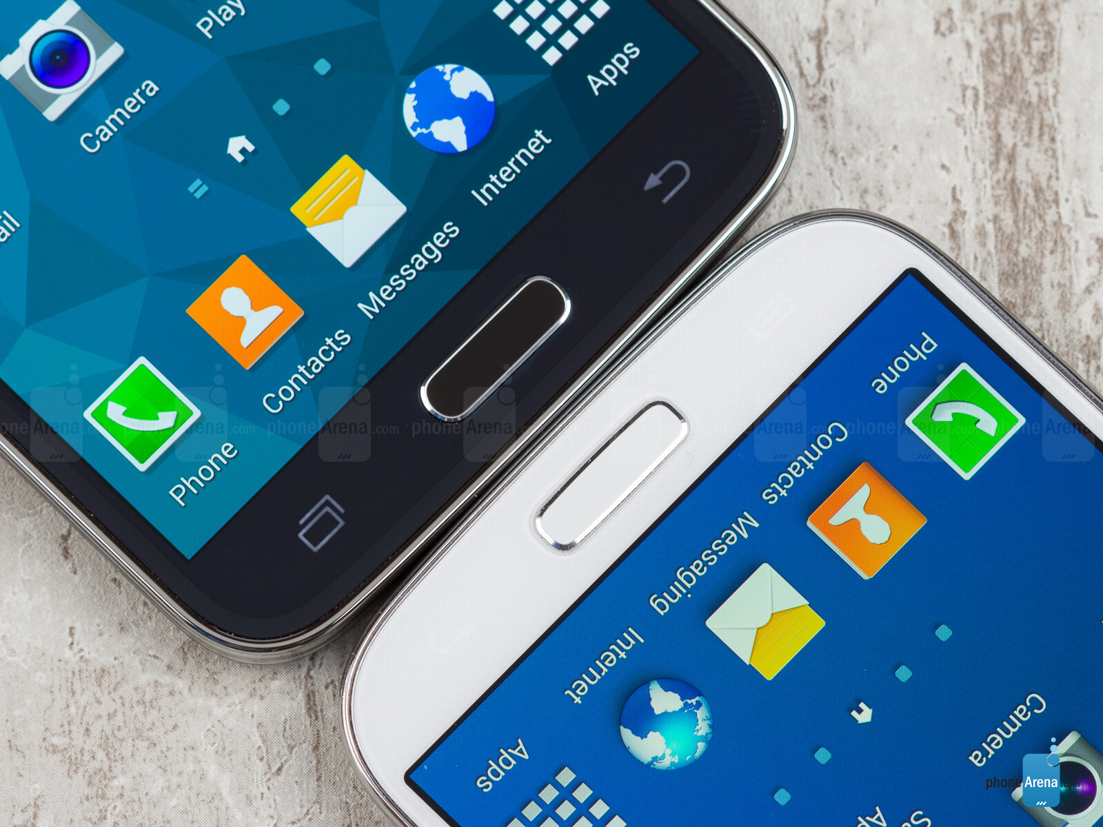 how to change the phone keyboard color on samsung s5