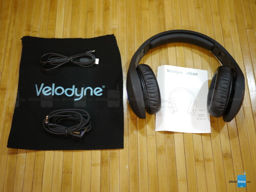 Velodyne vQuiet Review