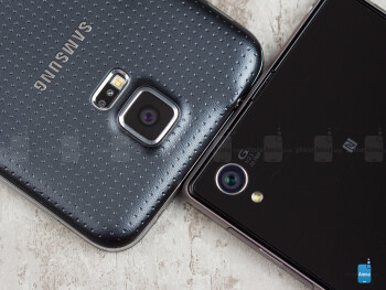 Samsung Galaxy S5 vs Sony Xperia Z1
