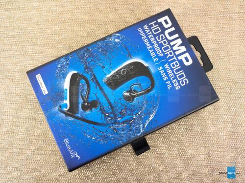 BlueAnt Pump HD Sportbuds