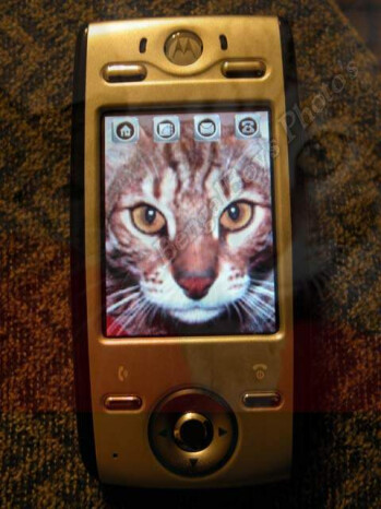 Motorola E680 review - Linux phone