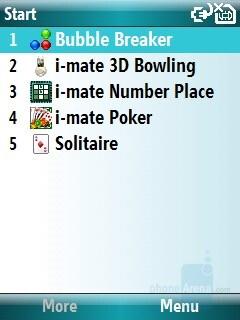 i-mate SPL Review