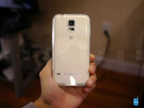 Spigen Samsung Galaxy S5 Ultra Fit Capsule Case Review